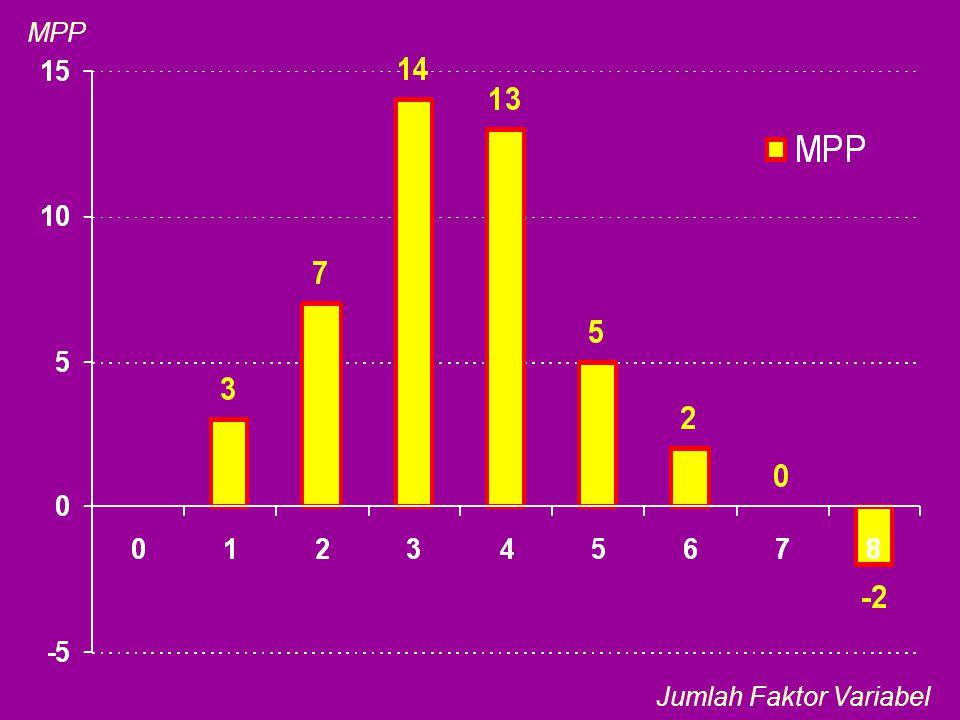 MPP Jumlah Faktor Variabel