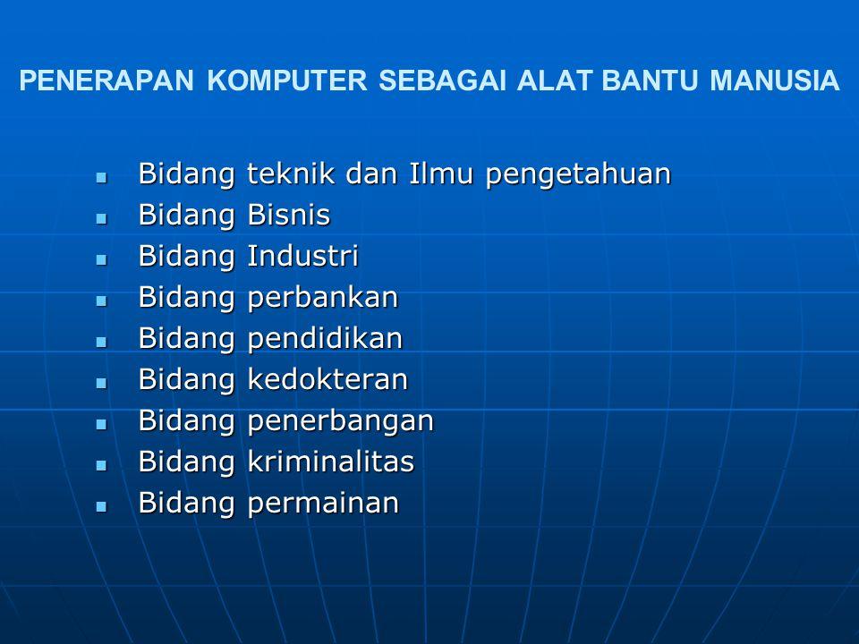 Komputer menurut ukuran fisik Komputer menurut ukuran fisik Mini Komputer Mini Komputer Maxi Komputer Maxi Komputer Komputer menurut Pabrik Komputer K