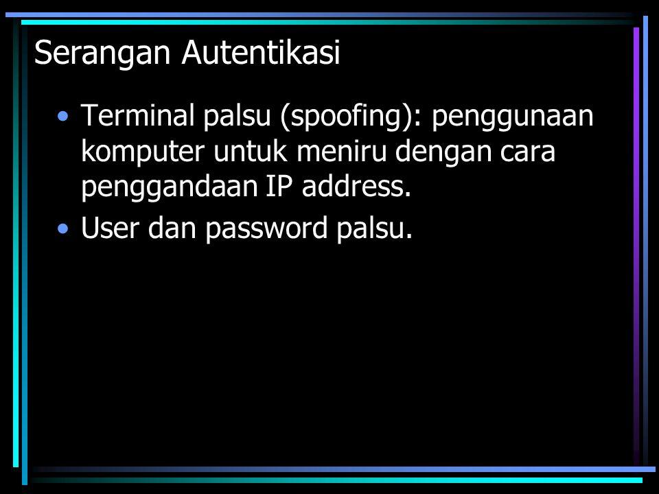 Access Control Matrix Protection state yang tepat.