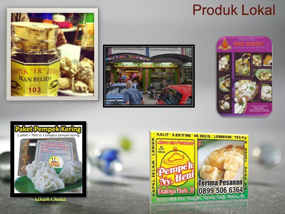 Idham Cholid Produk Lokal