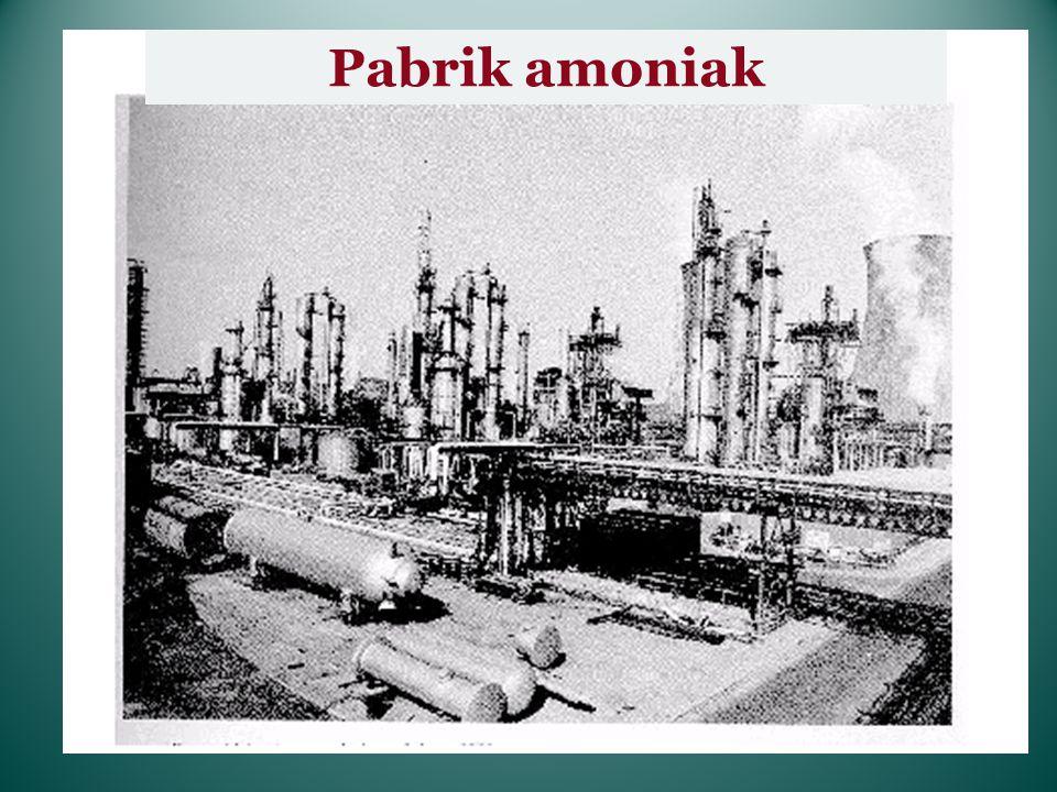 1 Pabrik amoniak