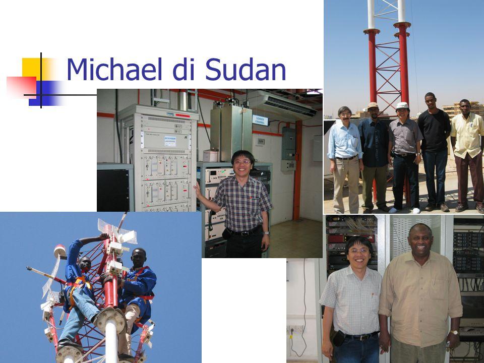 Michael di Sudan