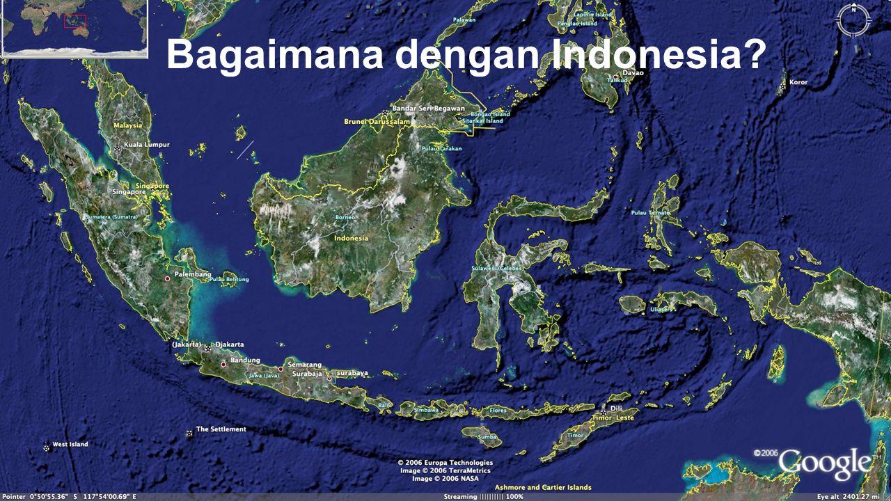 Bagaimana dengan Indonesia?