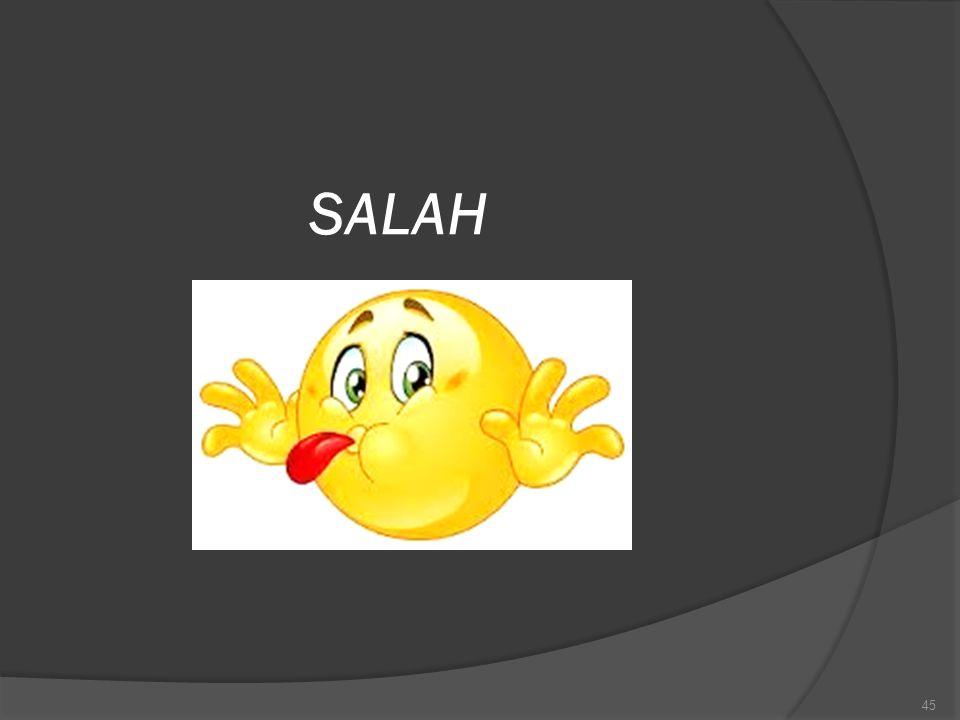 SALAH 45