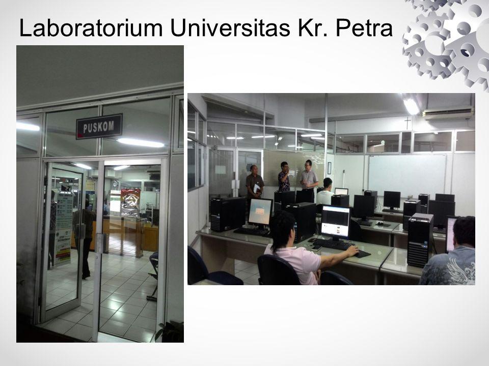 Laboratorium Universitas Kr. Petra