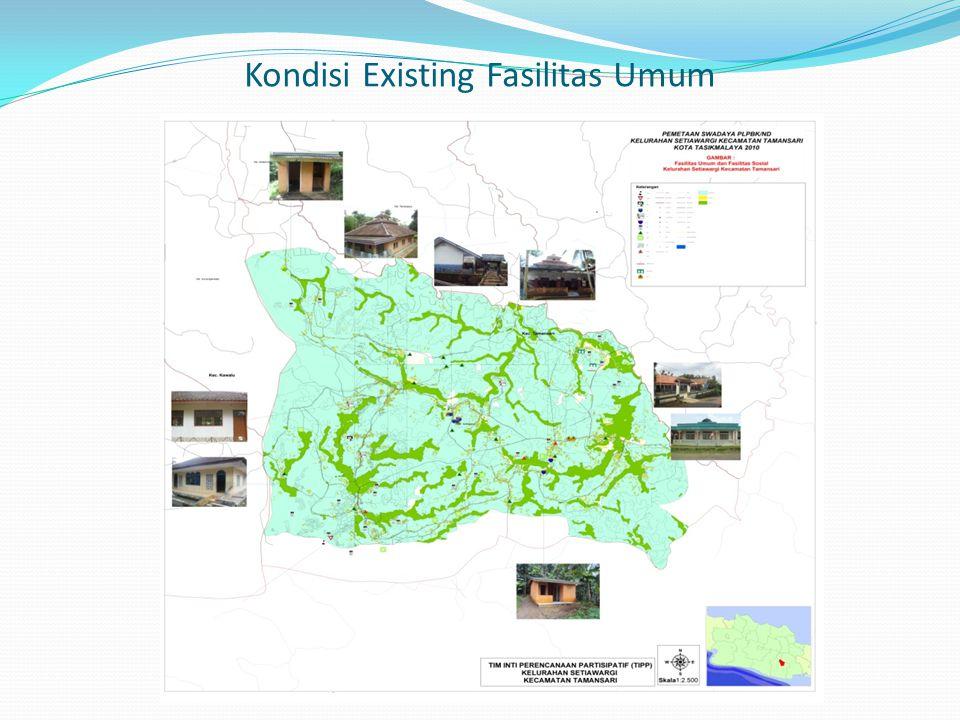 Permasalahan Utama Kualitas infrastruktur rendah Produktifitas lahan yang rendah Aksesibilitas air bersih yang kurang memadai Sarana pelayanan umum yang kurang optimal