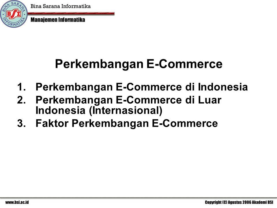 Untuk mewujudkan C-Commerce, maka harus dilakukan langkah-langkah sebagai berikut :  Setiap perusahaan harus menetapkan proses-proses bisnis yang akan diprovide sebagai webservices dan kemudian mendefinisikan webservicesnya.