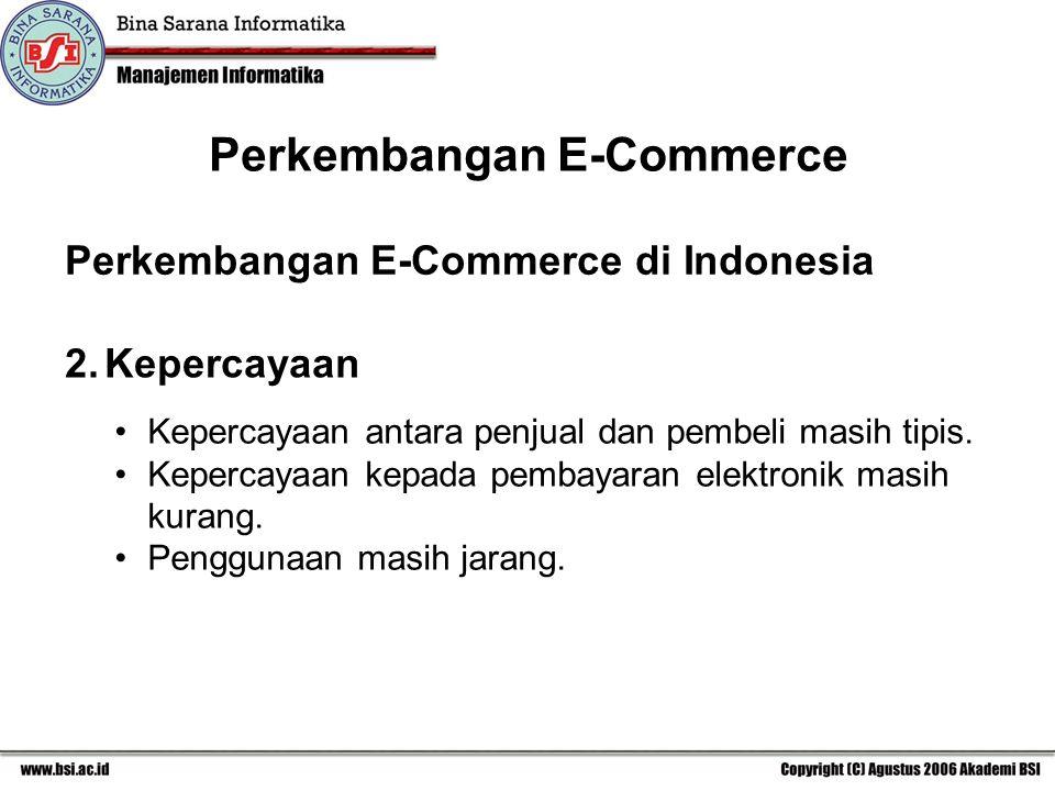 Atribut dari M-Commerce Atribut M-Commerce dan Faktor Ekonominya Mobilitas : Para pemakai membawa phone-cell atau mobil-device lainnya.