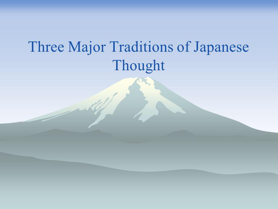 Tujuan Mahasiswa mampu menjelaskan latar belakang pemikiran Jepang dilihat dari agama tradisional Jepang.