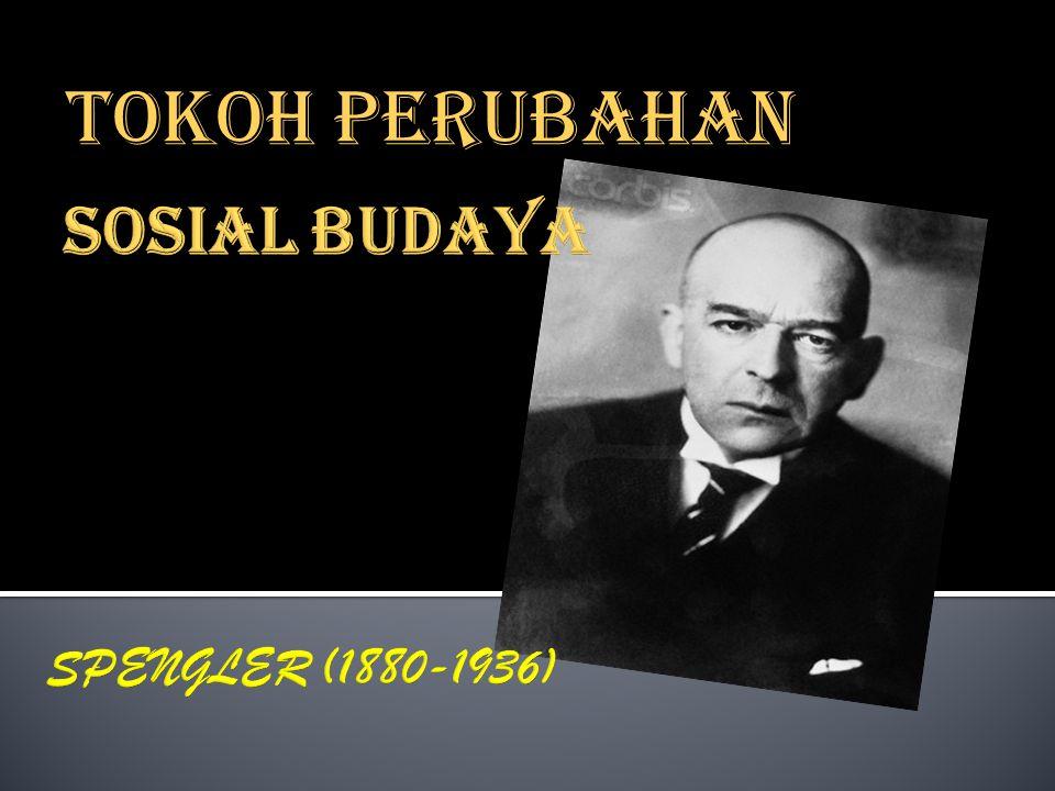 TOKOH PERUBAHAN