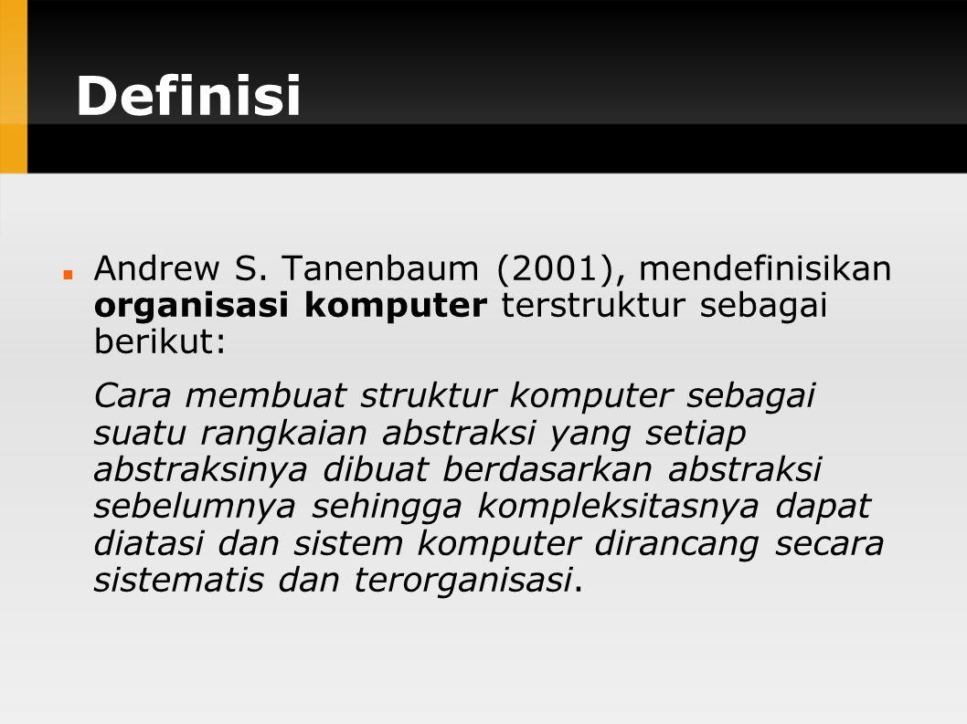 Definisi Andrew S.