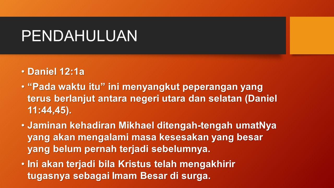 MIKHAEL Mikhael adalah Pemimpin Besar.Mikhael adalah Pemimpin Besar.