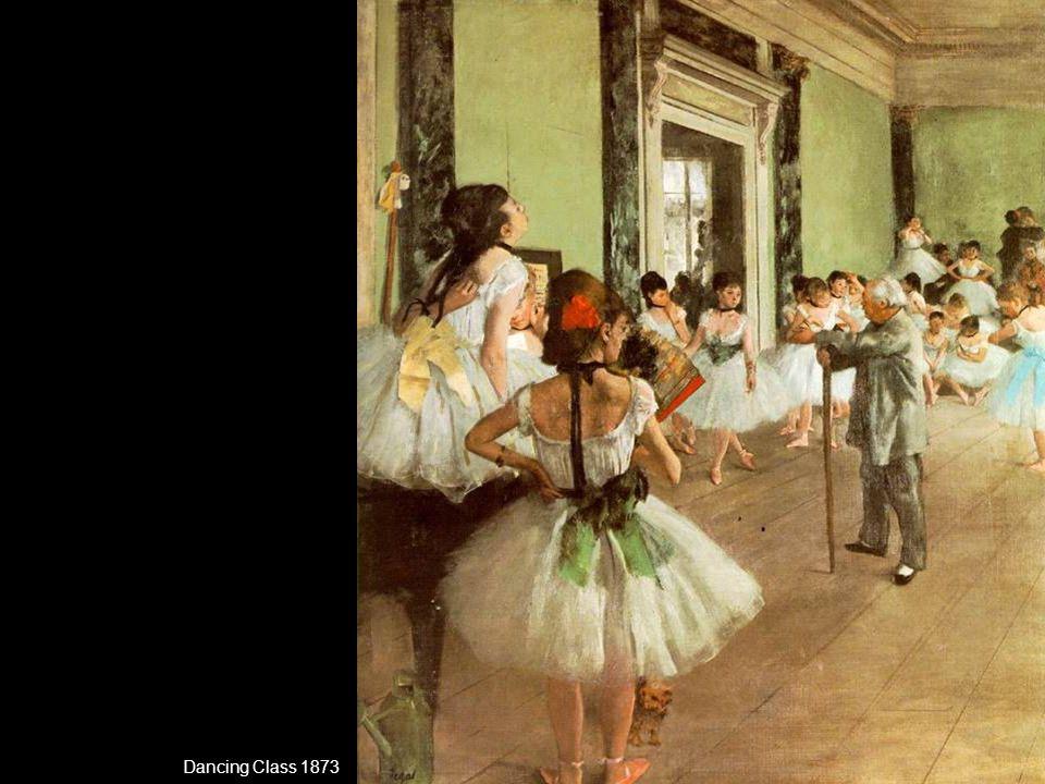 Dancing Class 1873