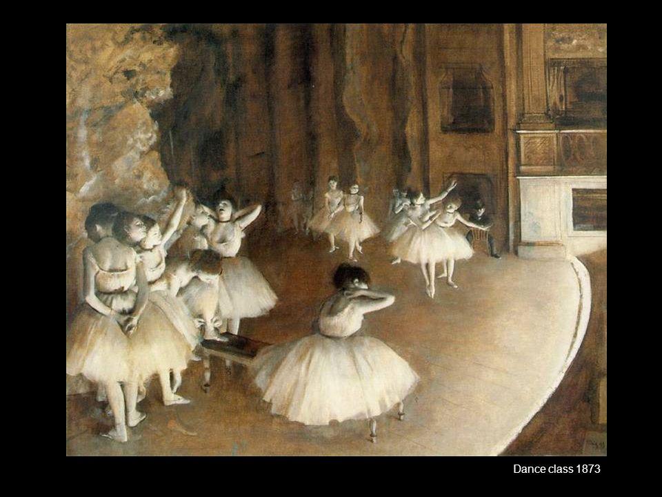 Dance class 1873