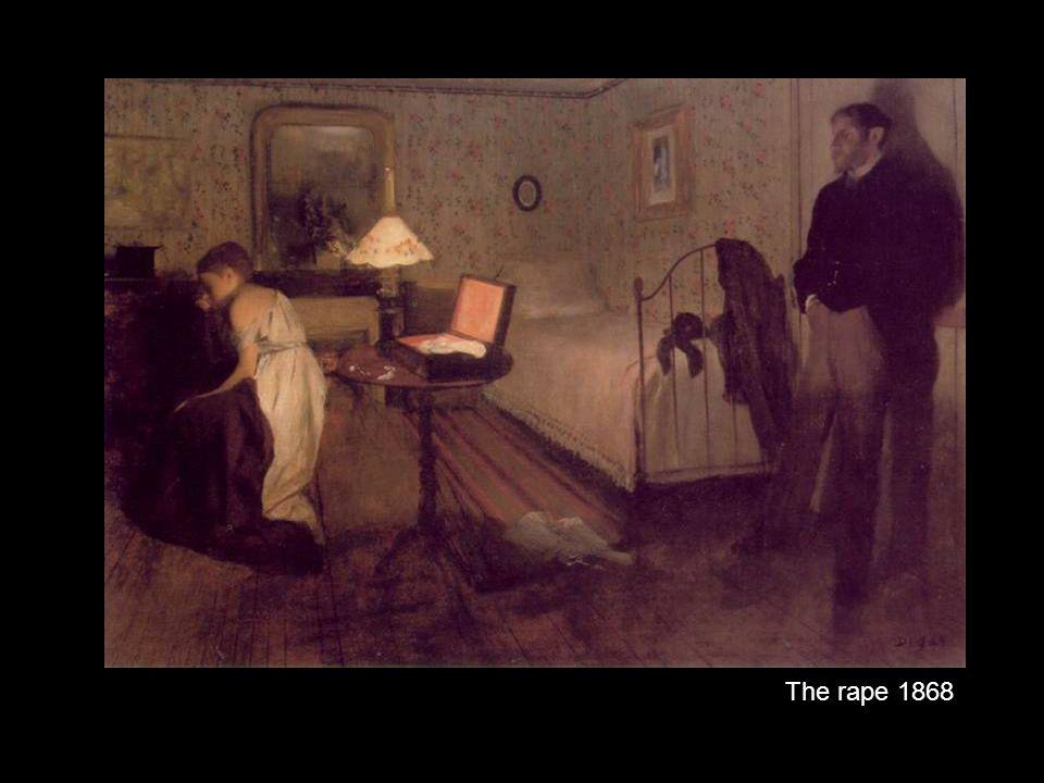 The rape 1868