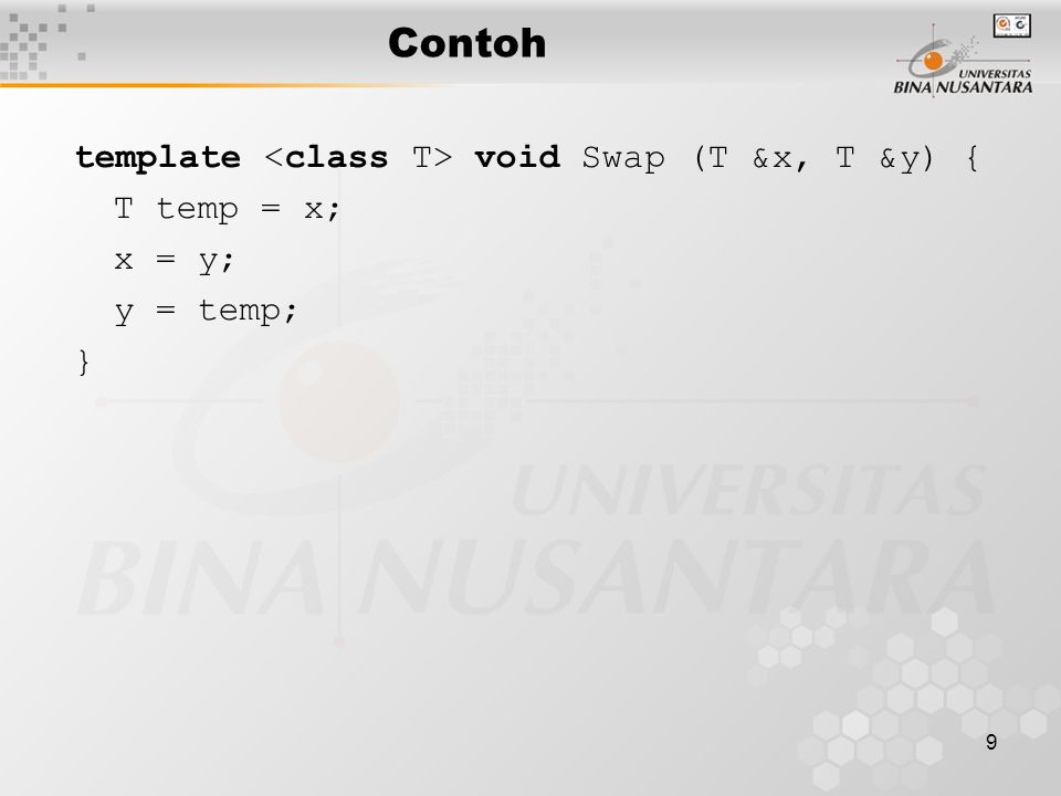 20 void main() { clrscr(); Stack s1; s1.Push(10.85); s1.Push(25.2); cout << Isi stack bilangan real: << endl; cout 1 = << s1.Pop() << endl; cout 2 = << s1.Pop() << endl; Stack s2; s2.Push(100); s2.Push(10); s2.Push(5); cout << Isi stack bilangan bulat: << endl; cout 1 = << s2.Pop() << endl; cout 2 = << s2.Pop() << endl; cout 3 = << s2.Pop() << endl; }