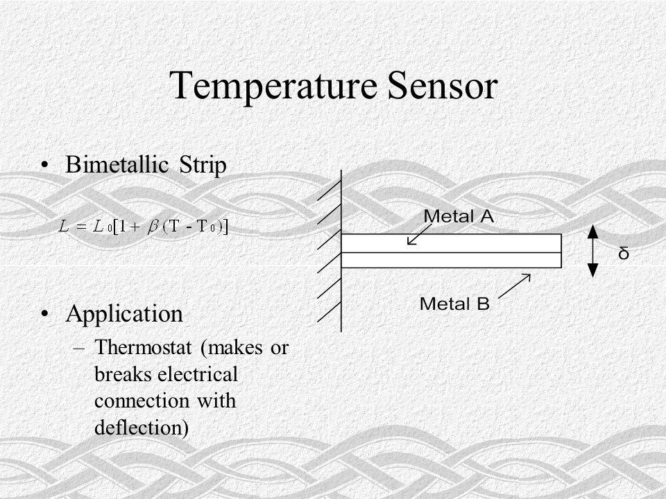 Temperature Sensor Resistance temperature device.