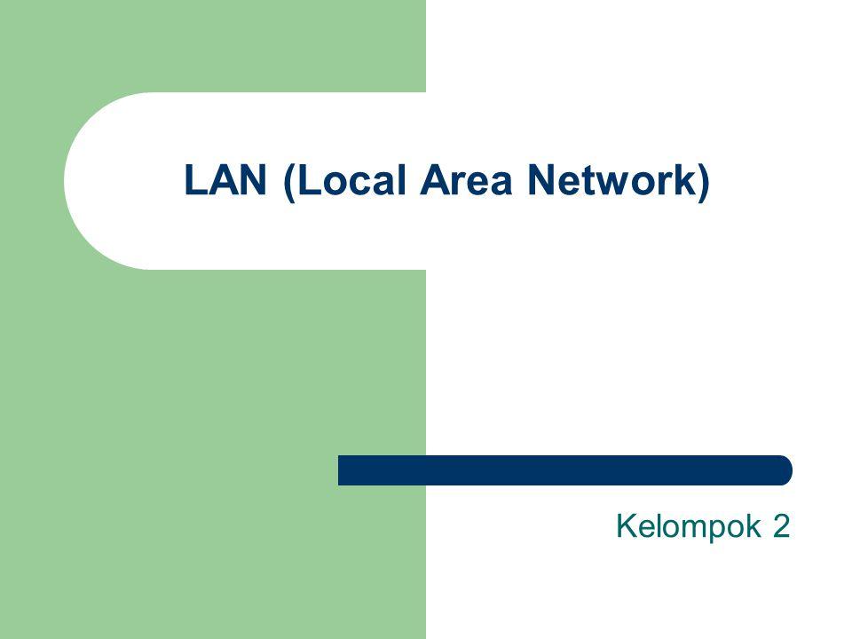 JARINGAN KOMPUTER LAN (Local Area Network) W-LAN ( Wireless Local Area Network )