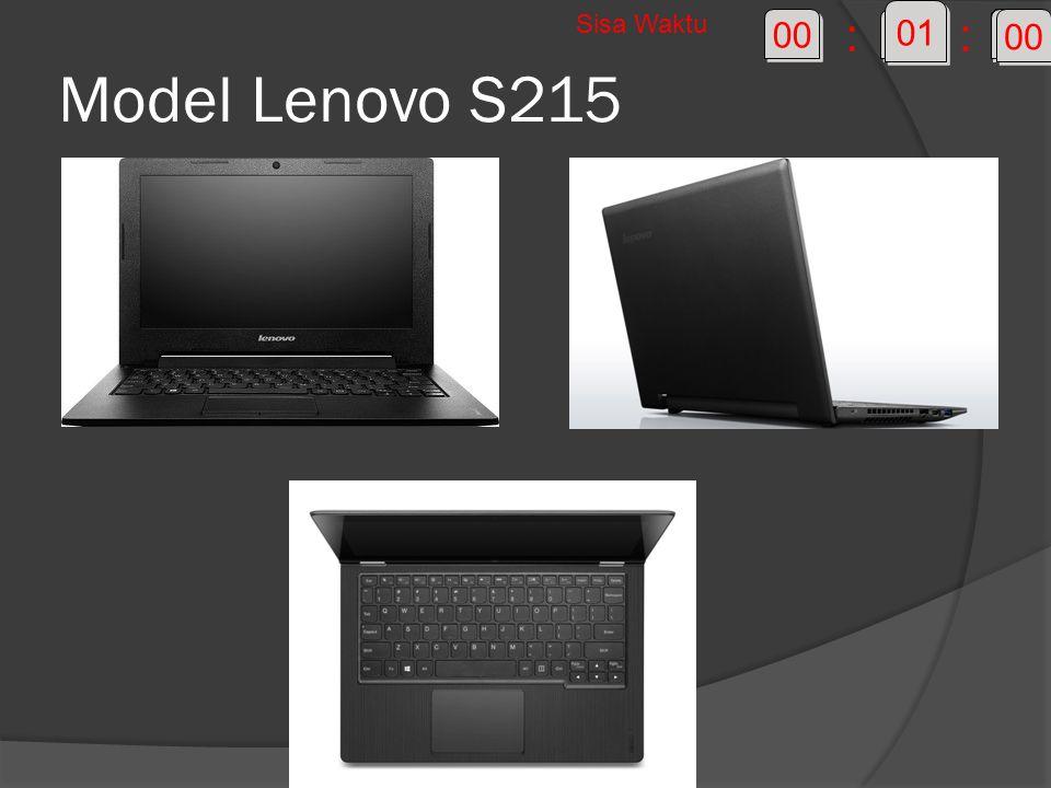Lenovo S215 Ada beberapa kelebihan dari lenovo S215  Pertama AMD ET-2100 Processor  Dengan kartu grafik terintegrasi anda tidak perlu membeli kartu grafik terpisah.