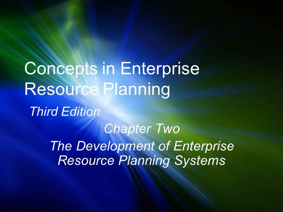 Concepts in Enterprise Resource Planning, Third Edition Haruskah setiap perusahaan membeli paket ERP .
