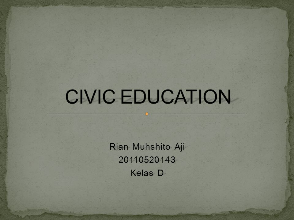 Rian Muhshito Aji 20110520143 Kelas D