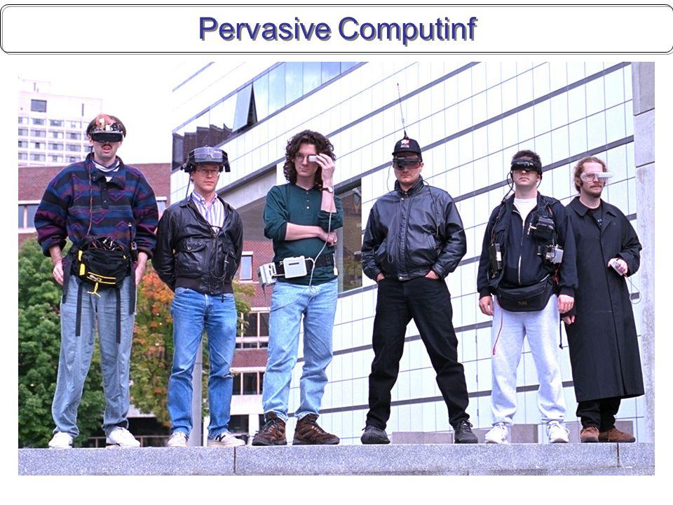 Pervasive Computinf