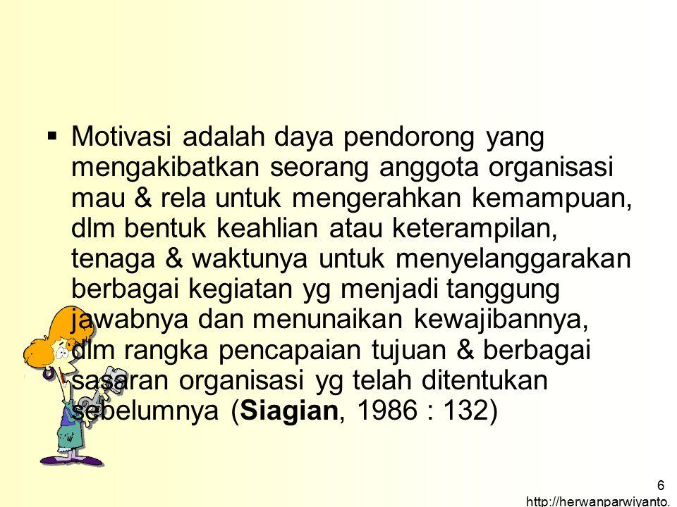 Motivating... http://herwanparwiyanto. staff.uns.ac.id 17
