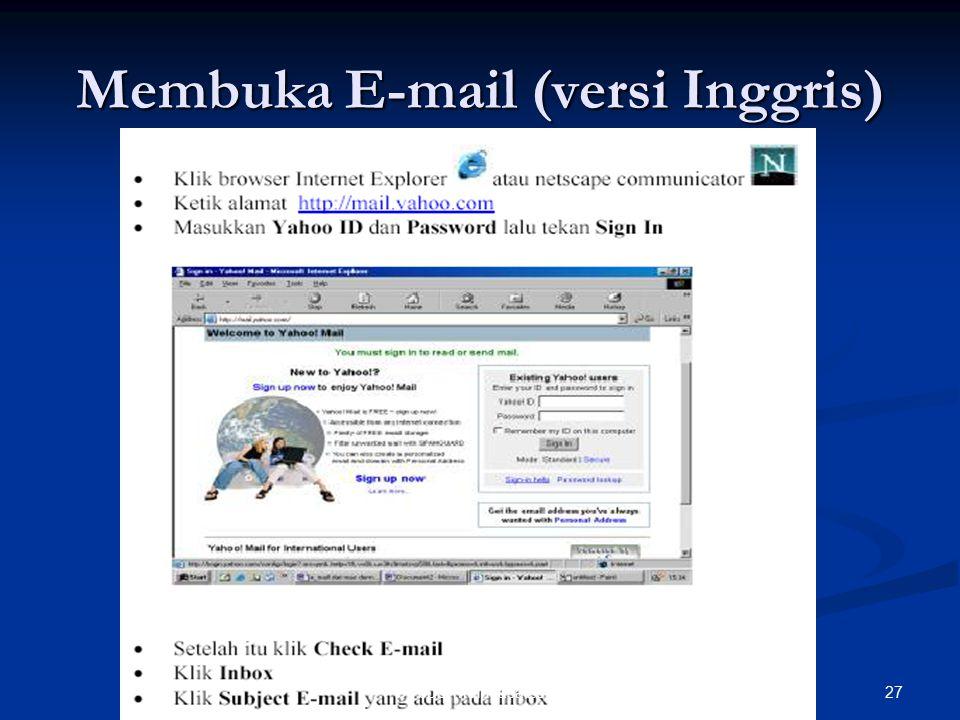 Membuka E-mail (versi Inggris) by budi murtiyasa 200827