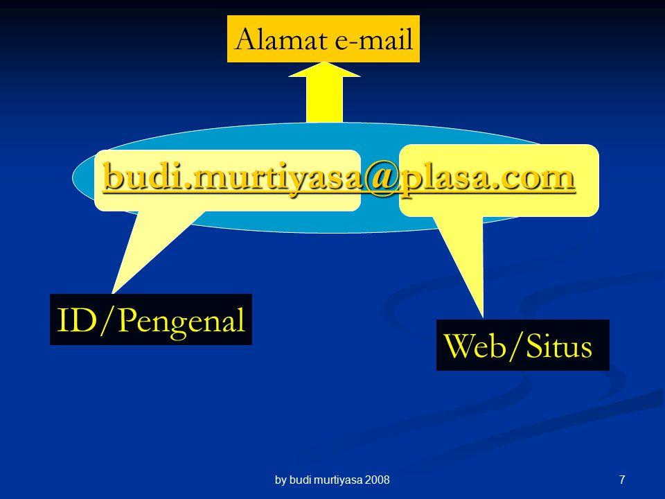 Menulis/Mengirim e-mail by budi murtiyasa 200828