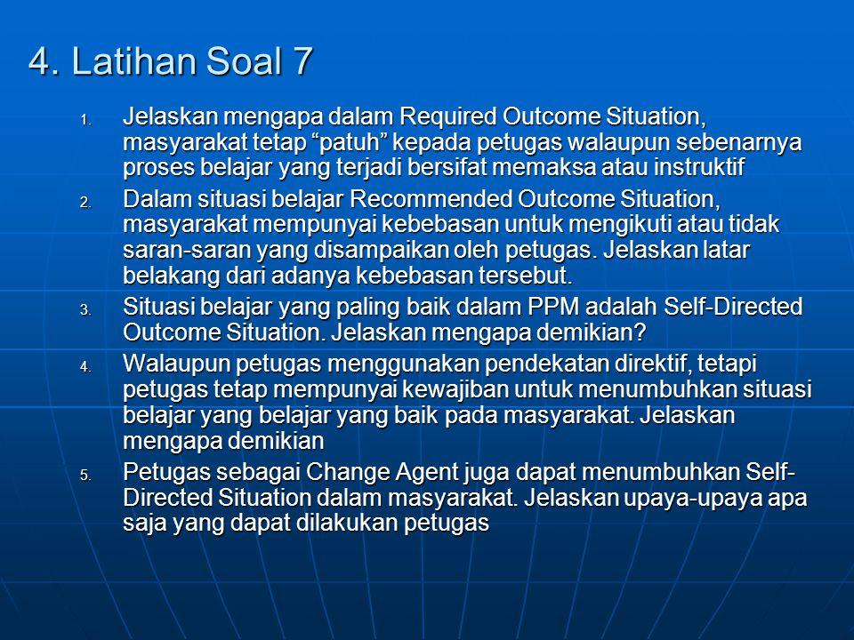 4.Latihan Soal 7 1.
