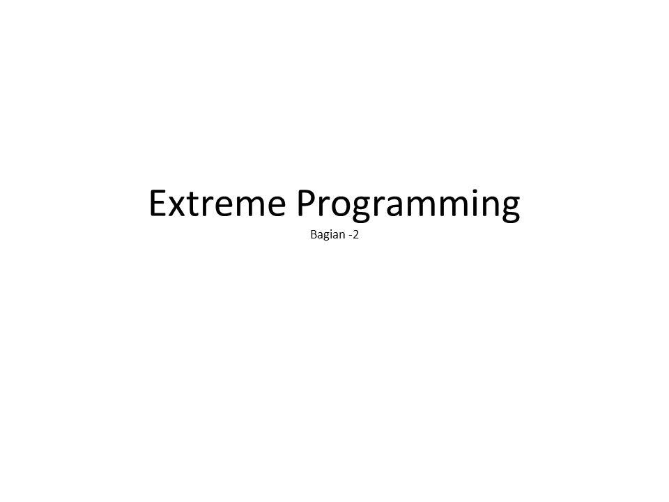 Fokus Bagian 1 : fokus pada teori Bagian 2 : fokus pada practice Kompetensi inti : Setelah menyelesaikan mata kuliah extreme programming, mahasiswa mampu menerapkan extreme programming pada sebuah proyek.