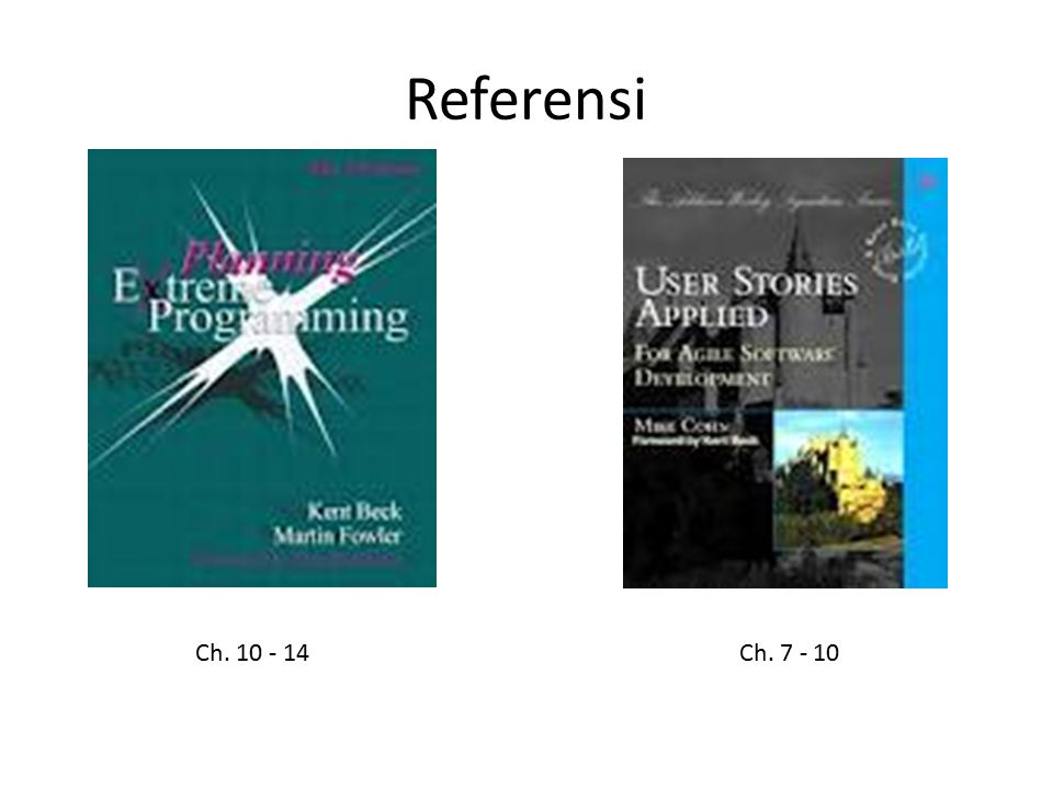 Referensi Ch. 10 - 14Ch. 7 - 10