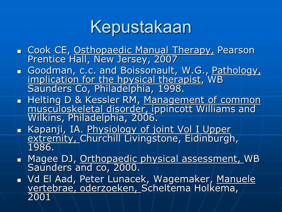 GANGUAN N M S V M Postural deficit: patologi jar spesifik  gang sikap. Postural deficit: patologi jar spesifik  gang sikap. Hipomobilitas: patologi