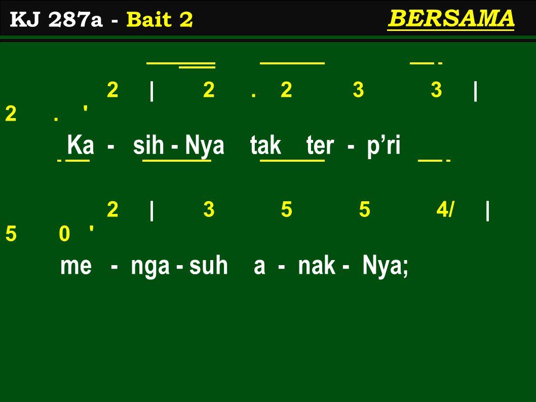 5 | 6 5 4 3 | 4 to - long - an - Nya be - sar 3 | 2 1 1 7< | 1.
