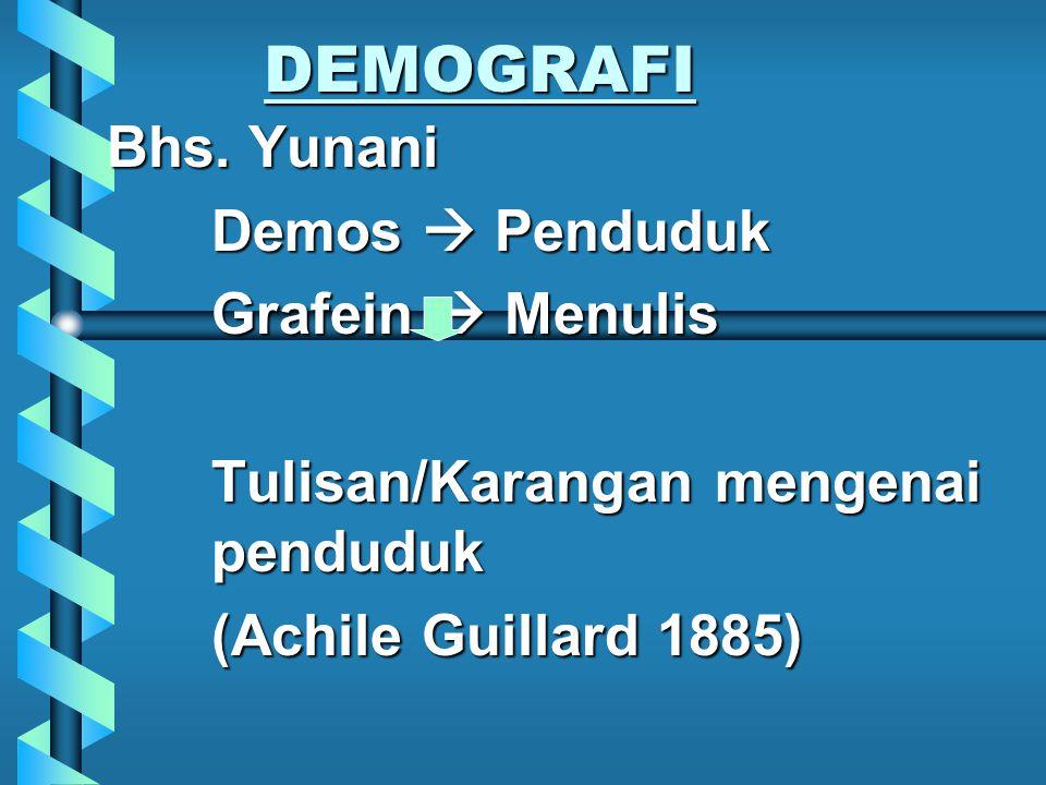 DEMOGRAFI Bhs.