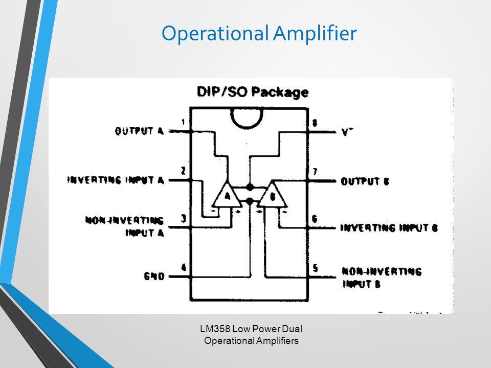 Inverting amplifier Gambar disamping memperlihatkan rangkaian amplifier ketika digunakan sebagai inverting amplifier.