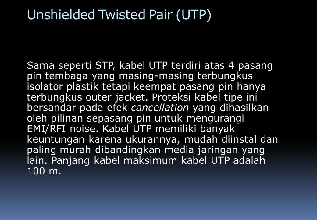 Gambar Kabel UTP