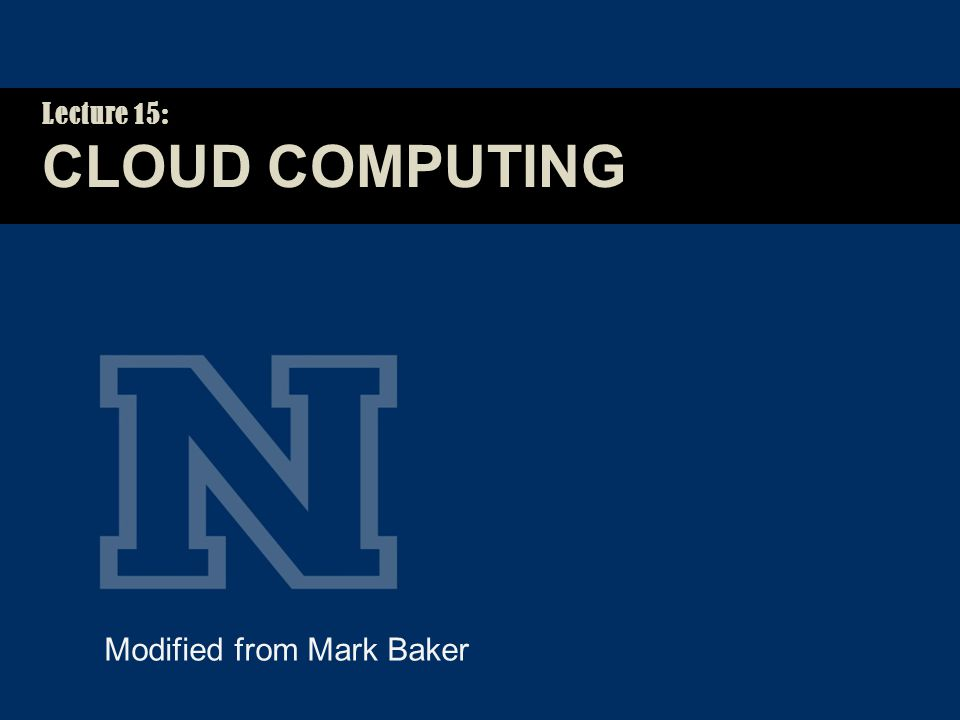 Apakah Cloud Computing.