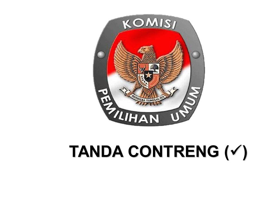 TANDA CONTRENG ( )