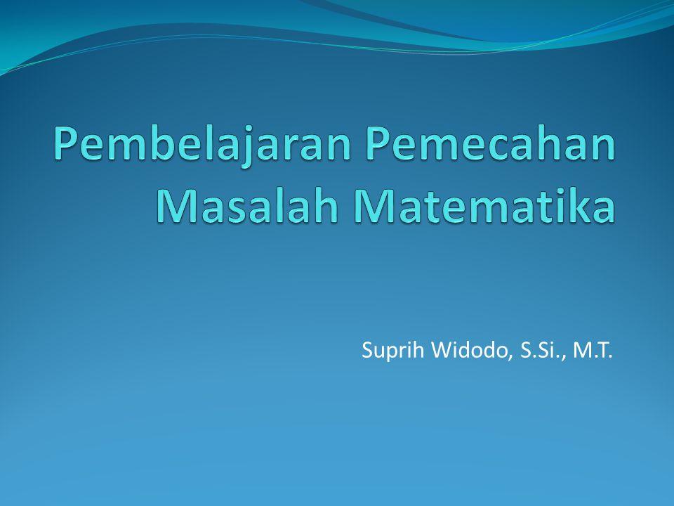 Suprih Widodo, S.Si., M.T.