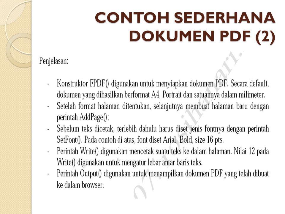 CONTOH SEDERHANA DOKUMEN PDF (3)