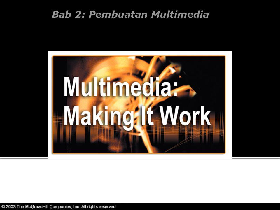 Bab 2: Pembuatan Multimedia