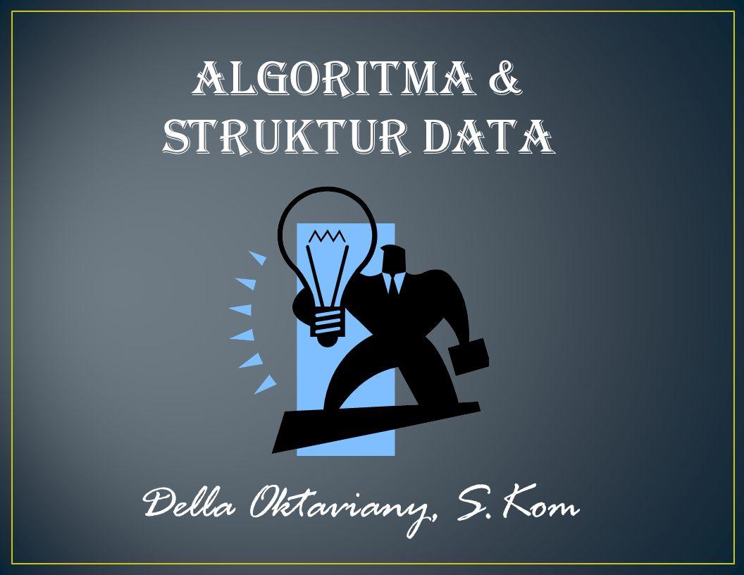 Pengantar Algoritma Materi 1