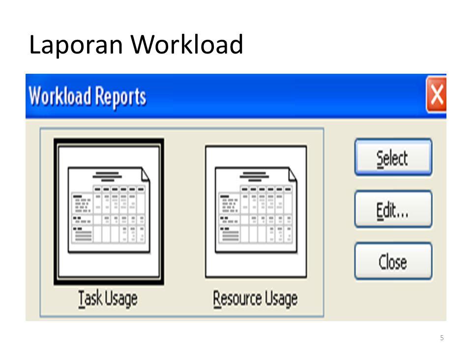Laporan Custom Menampilkan laporan berdasarkan pada pengembangan bentuk laporan sesuai kebutuhan Anda.