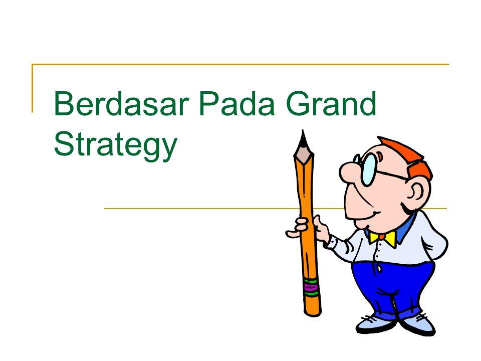 Faktor Sukses KritisBobotAlternatif Strategi Strategi IStrategi IIStrategi III ASTASASTASASTAS Peluang 1.