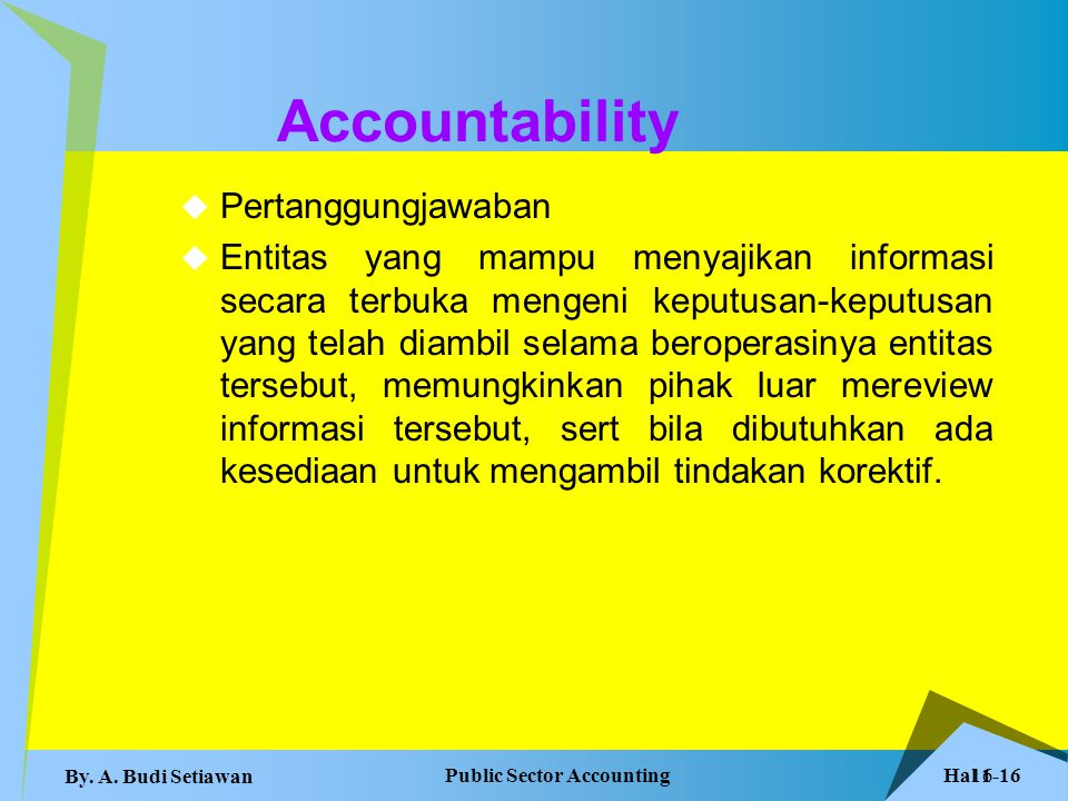 Hal 1-16 Public Sector Accounting By. A.