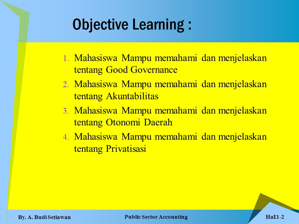 Hal 1-3 Public Sector Accounting By.A.