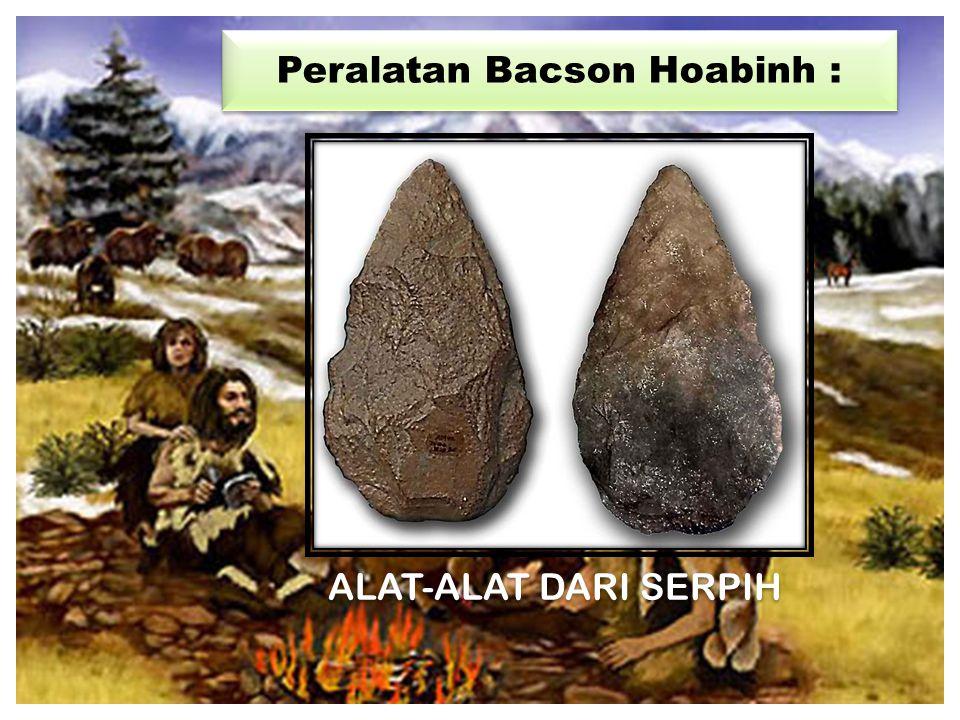 Pengaruh Budaya Dong Son terhadap Perkembangan Budaya Perunggu di Indonesia 1.Nekara yang ditemukan di Indonesia berisi hiasan yang tidak akan ditemukan di Indonesia Bukti