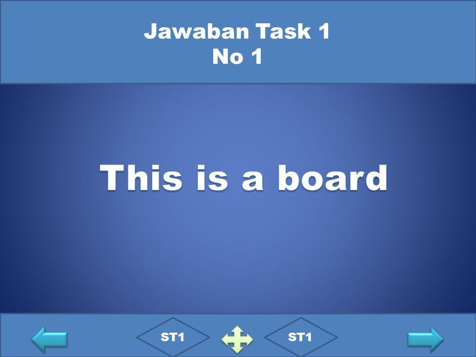 Jawaban Task 1 No 1 ST1
