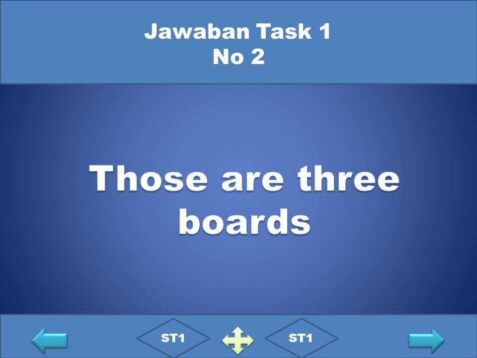 Jawaban Task 1 No 2 ST1